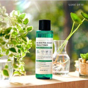 Toner Hàn Quốc AHA-BHA-PHA 30 Days Miracle