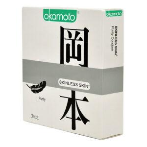 Bao cao su siêu mỏng của Nhật Akamoto
