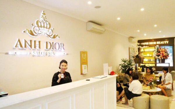 AnhDior luôn nằm trong top địa chỉ phun xăm uy tín tại quận Hoàn Kiếm