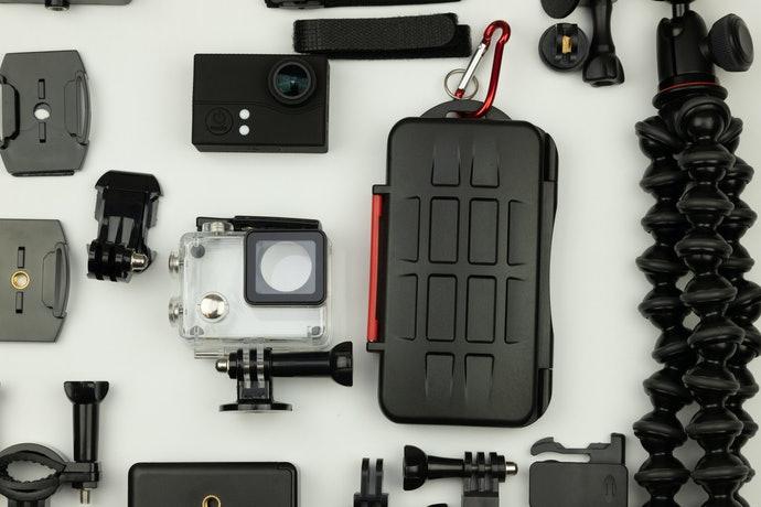 Nhiều phụ kiện camera hành trình thì càng có thể được sử dụng trong nhiều ứng dụng