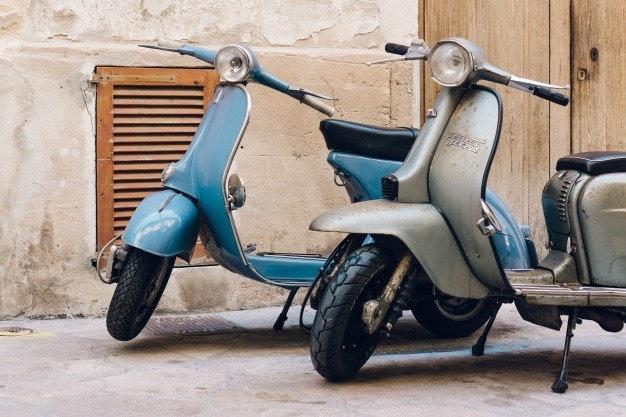 Hộp số tự động (CVT) xe máy