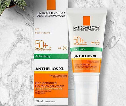 KEM CHỐNG NẮNG LA ROCHE POSAY ANTI-SHINE ANTHELIOS XL DRY TOUCH SPF50+