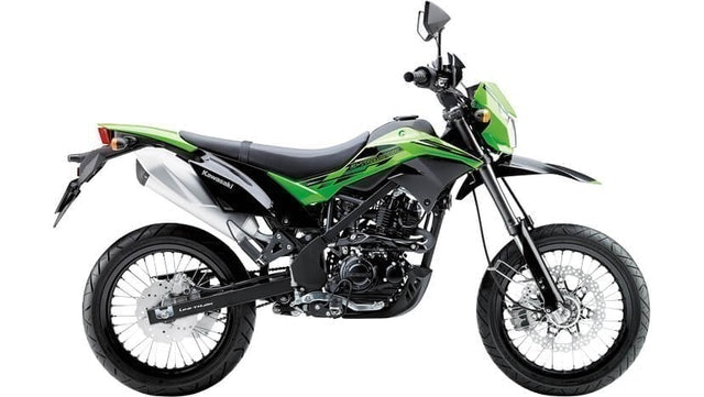 Mẫu xe máy 150 cc D-TRACKER 150