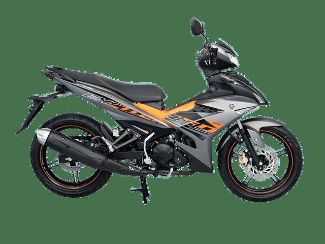 Mẫu xe máy 150 cc Exciter 150