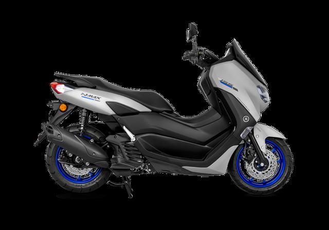 Mẫu xe máy 150 cc NMAX Connected
