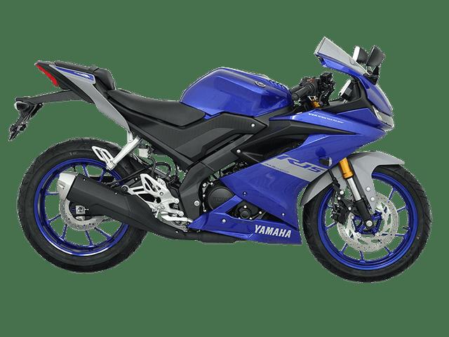 Mẫu xe máy 150 cc YZF-R15