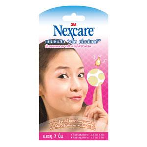 Miếng dán trị mụn 3M Nexcare Acne Dressing 7EA