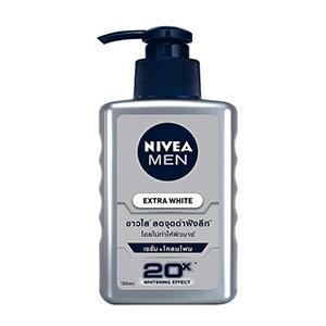 NIVEA Men Extra White Serum Foam