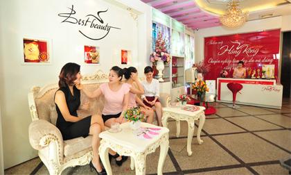 Phun môi tại thẩm mỹ Hồng Kông