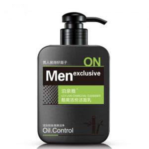 Sữa rửa mặt nam trị mụn Bioaqua Men Charcoal Cleanser