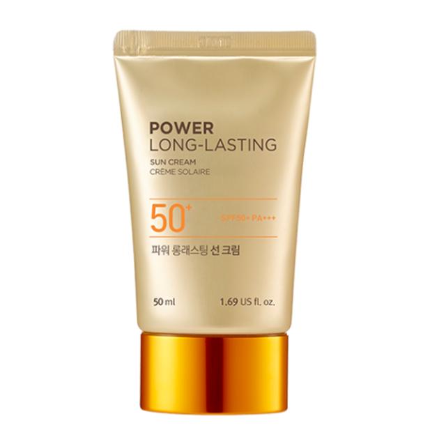The Face Shop Natural Sun Eco Power Long Lasting Sun Cream