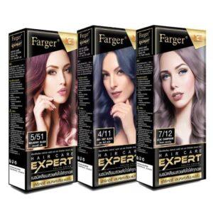 Kem nhuộm tóc thời trang Farger