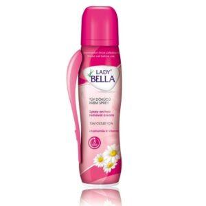 Xịt tẩy lông Lady Bella cho nữ