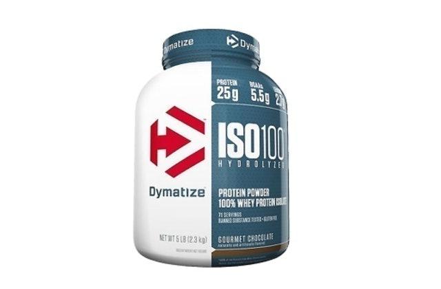 Whey protein giảm cân DYMATIZEDINH DƯỠNG ISO 100