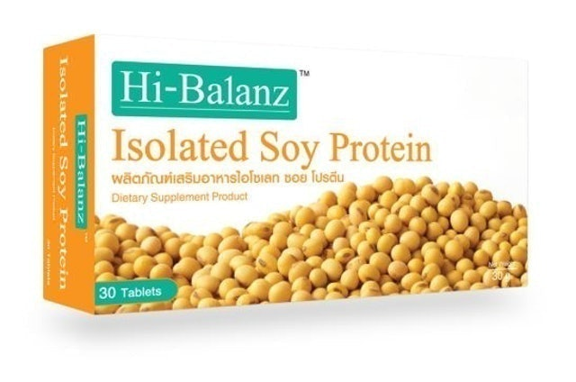 Whey protein giảm cân Hi-Balanz đậu nành cô lập