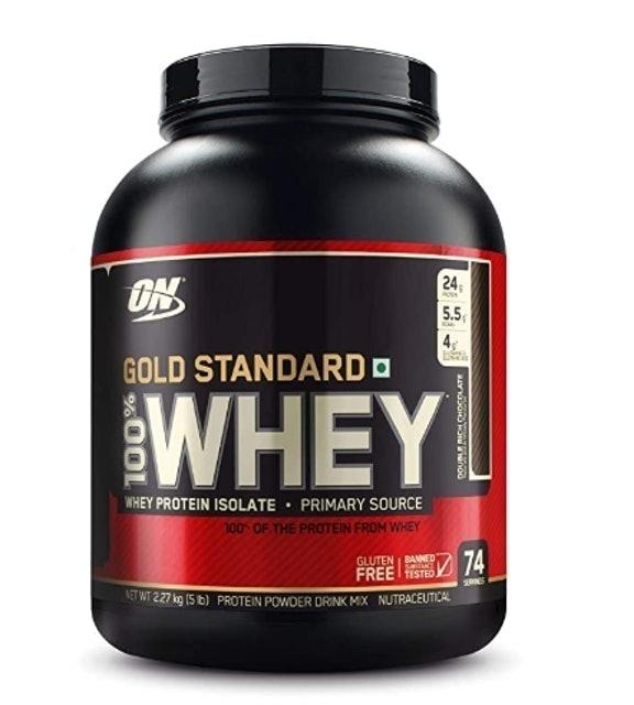 Whey protein giảm cân Protein 100% Tiêu chuẩn Vàng