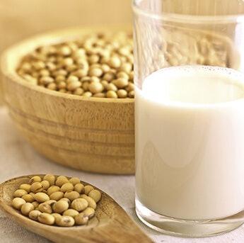 Whey protein đậu nành giúp làm đầy dạ dày với các chất dinh dưỡng.