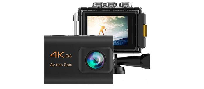 Camera hành trình cho Vios Công nghệ nano 4K