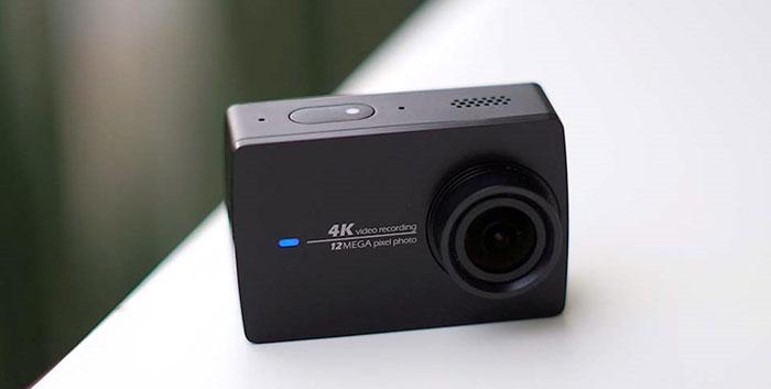 Camera hành trình cho Vios YI 4K