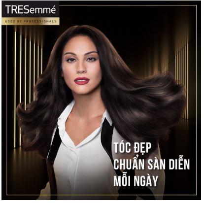 Kem ủ tóc Tresemme được nhiều chị em tin dùng