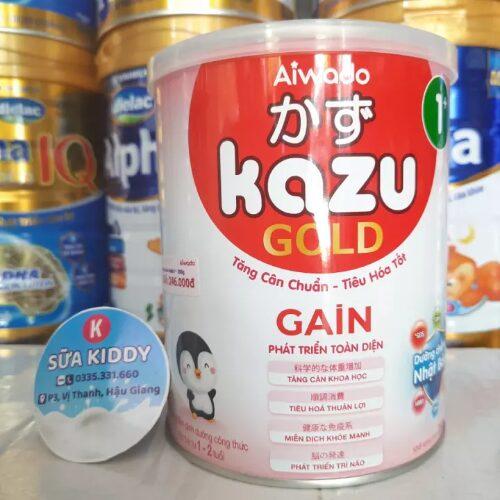 Kazu 1 - cung cấp nguồn dinh dưỡng quý giá