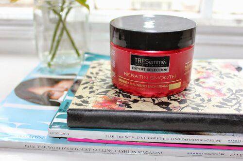 Ủ tóc tresemme giúp phục hồi hư tổn từ sâu bên trong