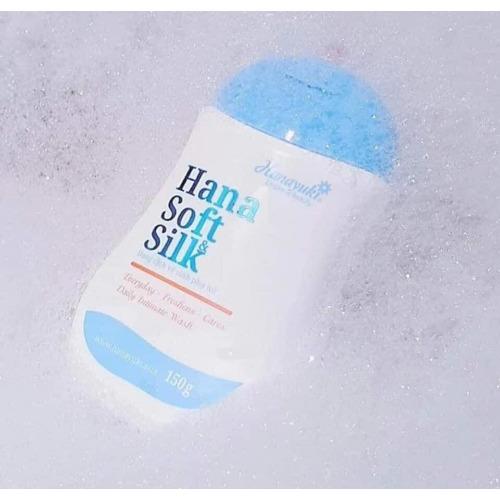"""Hana Soft & Silk - chăm sóc và bảo vệ """"cô bé"""" toàn diện"""