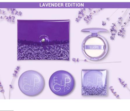 Mùi Lavender quyến rũ