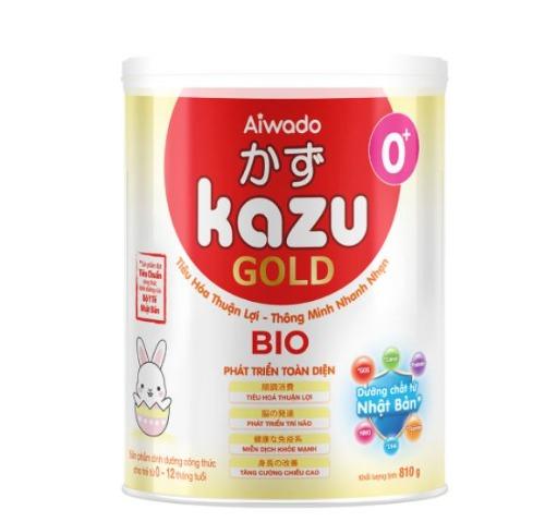 Sữa Kazu Gold Bio 0+