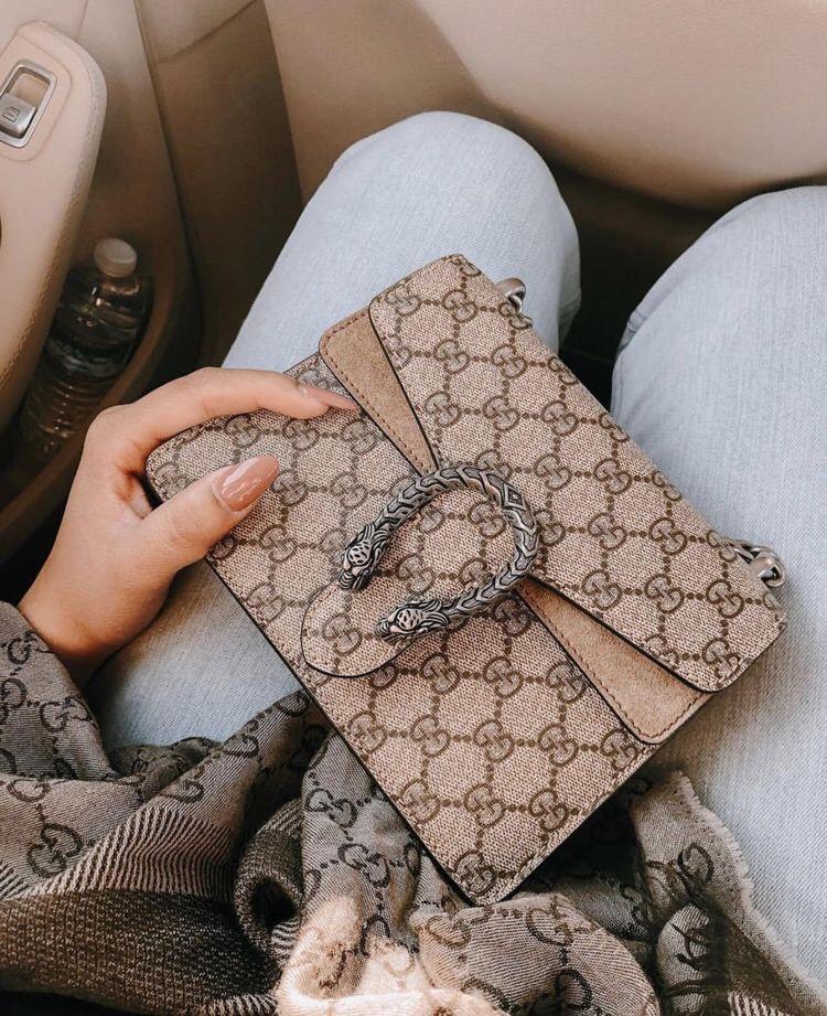 Túi Gucci Dionysus mang trong mình vẻ đẹp huyền bí giữa cổ điển và hiện đại