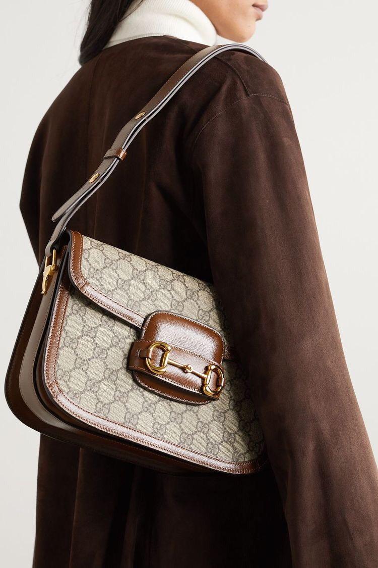 Túi Gucci Horsebit 1995 tiện lợi khi phối nhiều phong cách khác nhau