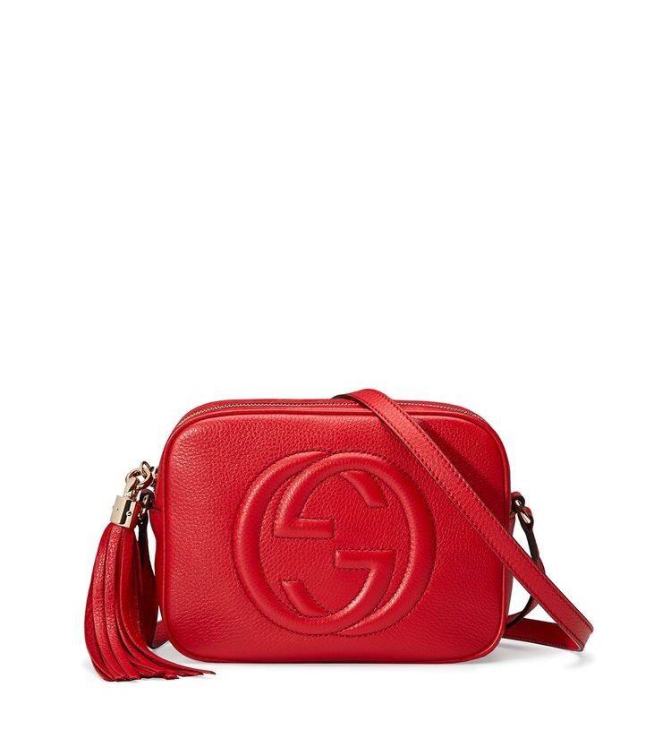 Túi Gucci Soho đỏ quyền lực