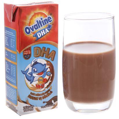 Ovaltine - món quà dinh dưỡng tốt nhất để dành tặng con yêu