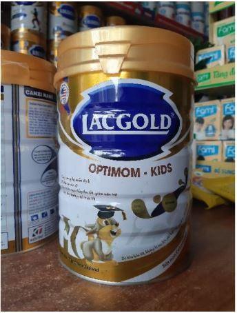 Sữa Lacgold - Chính hãng