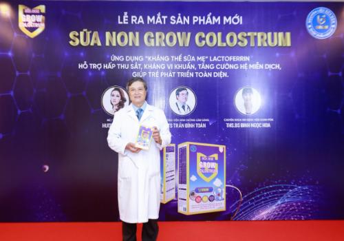 Sữa non Grow Colostrum