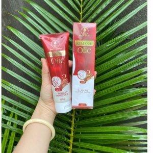 Kem tan mỡ Olic là dòng sản phẩm nội địa Việt