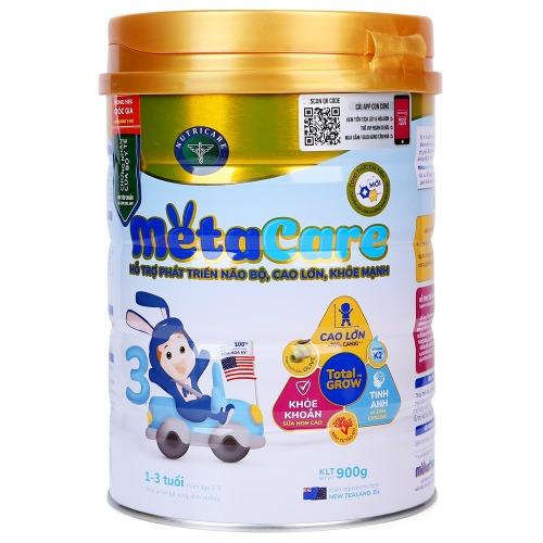 Sữa công thức Meta Care