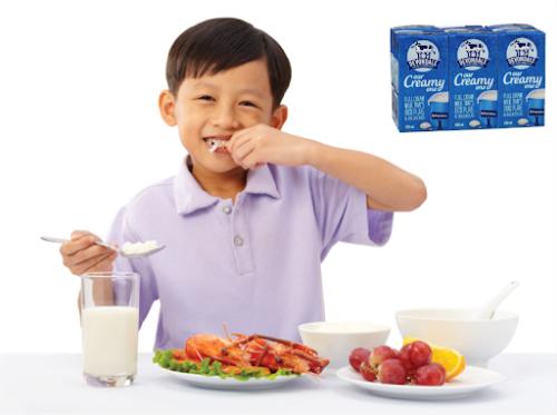 Devondale giúp con ăn ngon miệng, hấp thu dưỡng chất tối đa