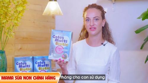 Review sữa Non Colos Multi Biotic