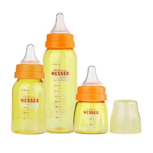 WESSER - Bình sữa cao cấp của Công ty Angel Việt Nam
