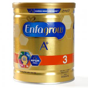 Enfamil A+ số 3 (mẫu mới) giúp con khám phá thế giới nhờ hệ miễn dịch tối ưu