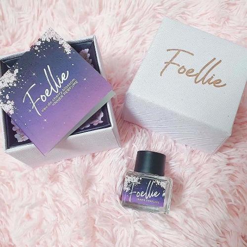 Foellie Cherry Blossom với hương thơm nhẹ nhàng