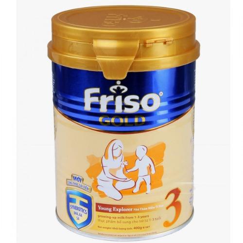 Chăm sóc con yêu mỗi ngày với - Friso Gold