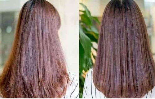 Sử dụng tinh dầu - phục hồi tóc hư tổn