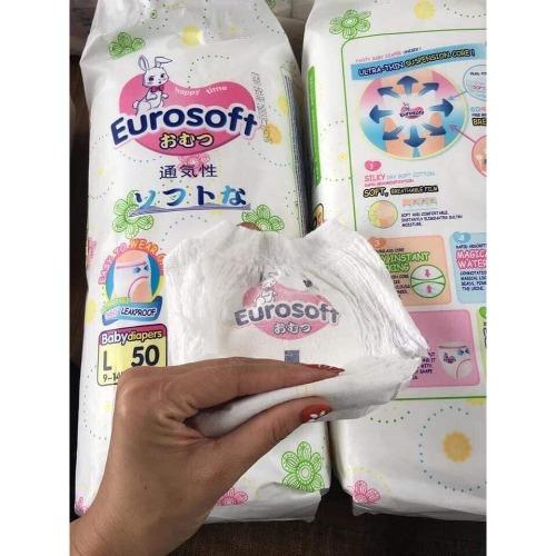 Bỉm quần Eurosoft bằng công Nhật