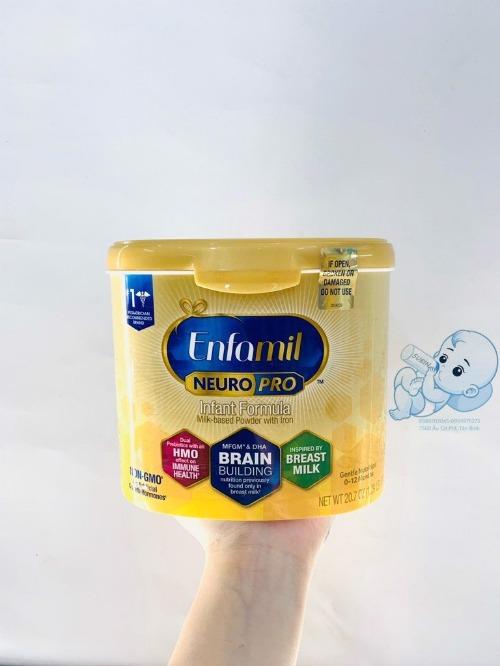 Enfamil Neuropro là sản phẩm thuộc tập đoàn Mead Johnson nổi tiếng tại Mỹ