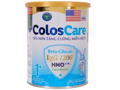 Sữa non ColosCare 1 dành cho trẻ từ 1 đến 10 tuổi