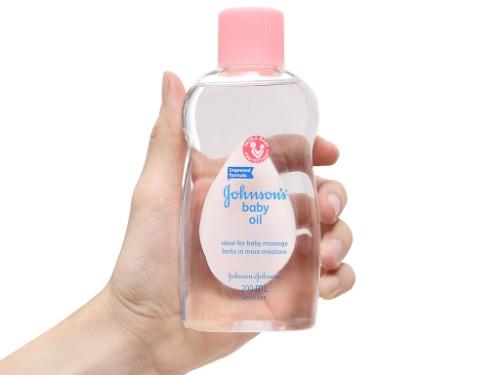 Johnson Baby - dưỡng ẩm, làm ấm và bảo vệ làn da của bé