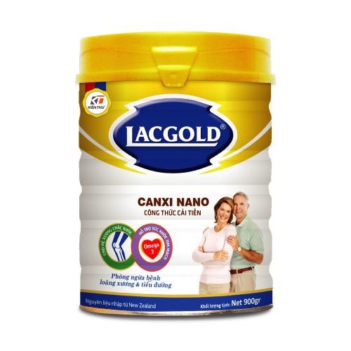 Lacgold Nano Canxi ít béo giàu canxi