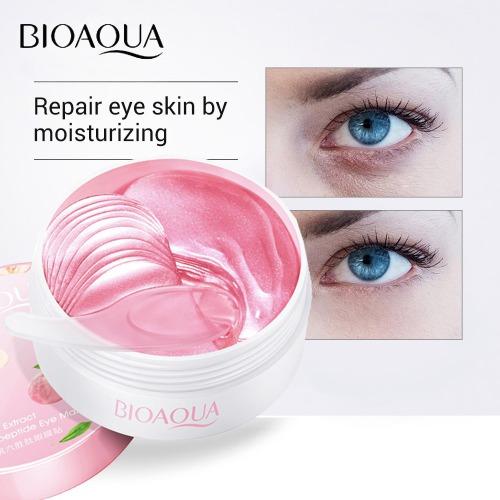 Mặt nạ dưỡng mắt Bioaqua màu hồng